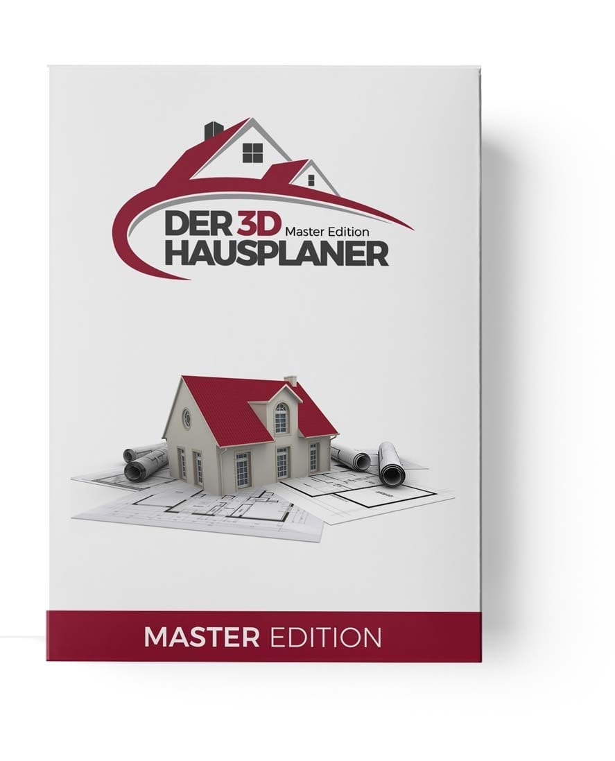 3D Hausplaner Software Master [Digital]