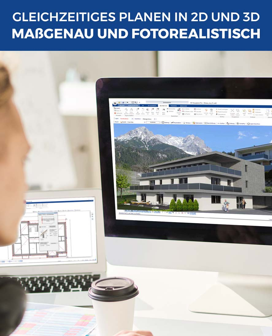 3D Hausplaner Software Pro [Digital]